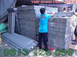 Kệ V lỗ đa năng, kệ mâm tôn,kệ kho ,giá kệ sắt chất lượng Việt Cường Phát