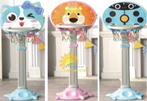 Chuyên bán đồ chơi vận động trụ bóng rổ dành cho trẻ em mầm non