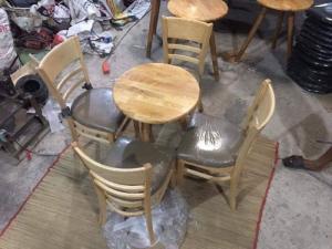 Ghế gỗ cafê giá sỉ..
