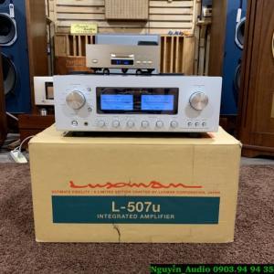 Ampli : LUXMAN L-507U ( Silver)