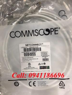 Dây nhảy patch cord cat6A - Cat7 dài 1.5m commscope