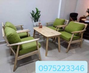 SOFA gỗ chất lượng tốt giá cả phù hợp nhất