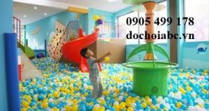 Thi công - Thiết kế - lắp đặt khu vui chơi trẻ em hiện đại chính hãng
