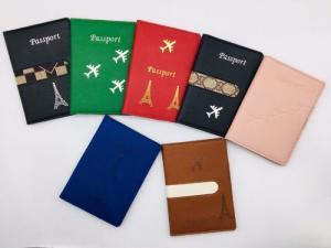 Vỏ Passport Da In Dập Logo Thương Hiệu, Quảng Cáo Thương Hiệu