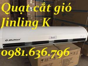Quạt cắt gió Jinling 0.9M chạy không tiếng ồn