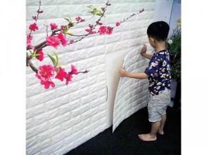 Xốp Giả Gạch Dán Tường 3D