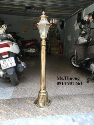 Cột đèn sân vườn Ngọc Khôi