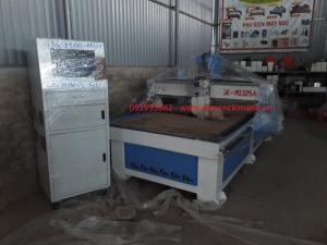 Máy CNC 1325 1 đầu cắt quảng cáo giá rẻ bán trả góp tại tphcm