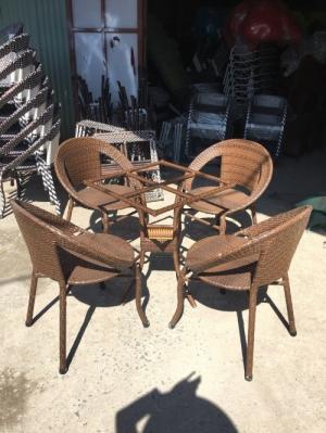 Cần thanh lý 20 bàn ghế cafe giá rẻ bán tại nơi sản xuất Hàng mới 100%..