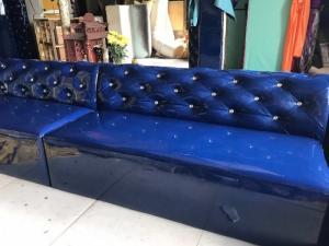 Sofa simili giả tại xưởng