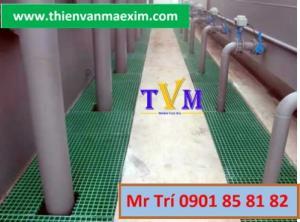 Mua bán tấm sàn sợi thủy tinh, tấm sàn frp grating tại Đồng Nai