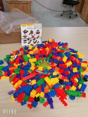 Chuyên cung cấp đồ chơi lắp ghép vui nhộn, nhiều chi tiết cho bé mầm non