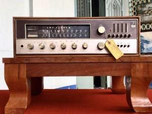 Tân Audio biên hoà  The Fisher 800T ( Đẹp zin nguyên bản )