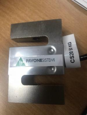 Load cell Pavone CS20-100kg Sản xuất tại Italia