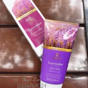 Kem Chống nắng Lavender