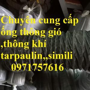Tổng đại lý ống thông gió tarpaulin tại Hà Nội