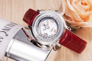 Đồng hồ chính hãng RoyalCrown 3638 dây da