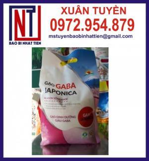 Bao bì màng ghép đựng gạo 5kg