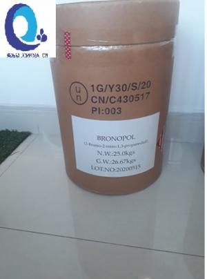 Đặc trị nấm trên động vật thủy sản - Bronopol