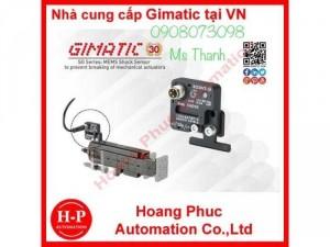 Cảm biến nhà cung cấp Gimatic Sensor tại Việt Nam