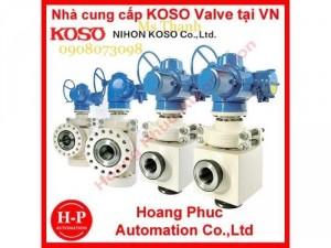 Koso thiết bị truyền động van khí nén cung cấp tại Việt Nam