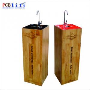 Máy lọc nước PCBlife Vỏ gỗ PCB8-VG