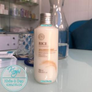 Sữa Dưỡng Rice Ceramide Moisturizing Emulsion