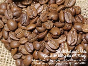 Cà phê hạt giá sỉ tại Đà Nẵng cho đối tác, nhà phân phối số lượng lớn