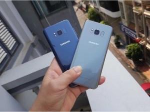 Samsung galaxy S8 bản 2 sim màn hình 2k