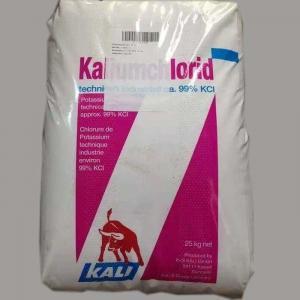 Phân phối khoáng kali KCl cung cấp khoáng cho ao nuôi