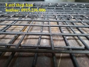 Lưới thép hàn D4 ô 50x50 phân phối toàn quốc