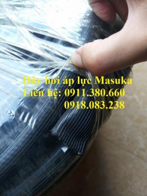 Ống dây hơi Masuka phi 13- tiêu chuẩn Hàn Quốc