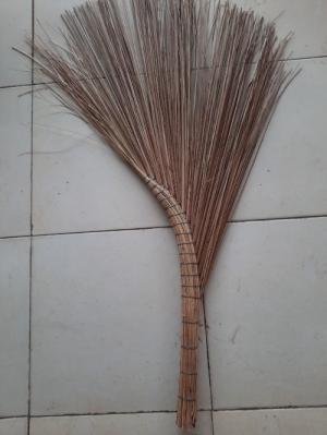 Chổi xương dừa, chổi bông cỏ, cộng dừa nguyên liệu