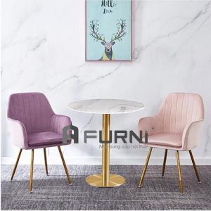 Bộ bàn ghế tiếp khách showroom nhỏ TE1532-06E Lara-F3