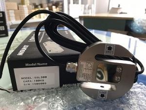 Load cell SSL300-100kgf, load cell kiểu kéo, dạng móc chữ S . Made in Korea