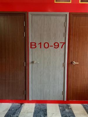 Cửa nhựa gỗ Composit e giá rẻ tại Nha Trang