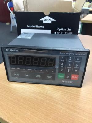 Đầu cân Điện Tử Migun 1000TS Sản xuất tại Hàn Quốc