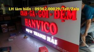Nhận thi công lắp đặt biển quảng cáo giá rẻ  tại Hà NỘi