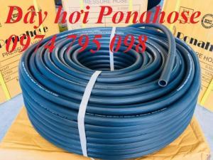 Dây hơi Ponahose Hàn Quốc D6.5, D8, D9.5, D13, D16,D19, D25, D32 chính hãng