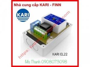 Cầu chì nhiệt KARI – FINN nhà cung cấp tại Việt Nam