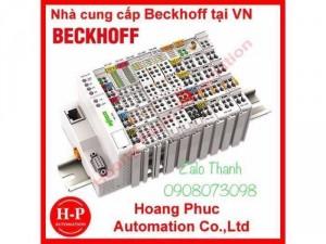 Bộ điều khiển Beckhoff nhà cung cấp tại Việt Nam