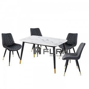 Bộ bàn ghế ăn 4 người cho căn hộ hiện đại TN Sala Lux