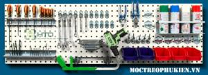 Bảng treo dụng cụ cơ khí và móc treo dụng cụ chuyên dụng