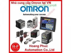 Nhà cung cấp relay cảm biến Omron tại Việt Nam