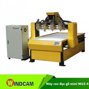 Máy CNC mini | Máy khắc gỗ CNC mini | Máy CNC gỗ mini 9015-4