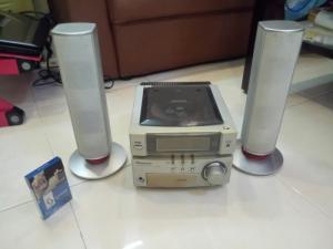 Máy nghe nhạc CD Panasonic SA-PM05 .