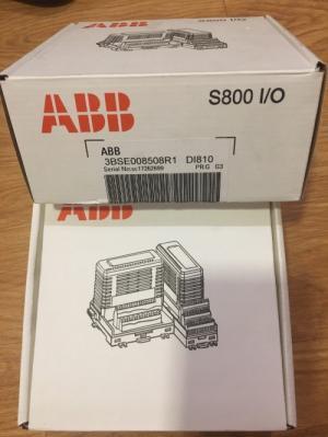 Module đầu vào số PLC ABB DI810
