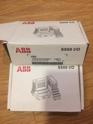 Module truyền thông Profibus cho PLC ABB CI801