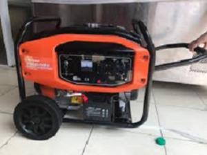 Máy phát điện Huspanda H6600E 5kw chạy xăng