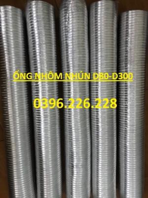Thương hiệu ống nhôm nhún D250 được nhiều khách hàng biết đến